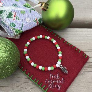 Bracelet Noël Cocotte