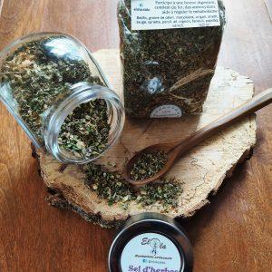 Herboristerie Elola - Boîte découvertes d'épices sans sel