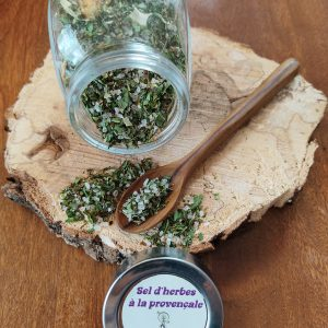 Herboristerie Elola - Sel d'herbes à la provençale 5
