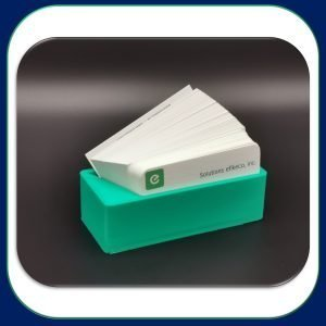 Solutions Efikeco - Porte cartes d'affaires 1